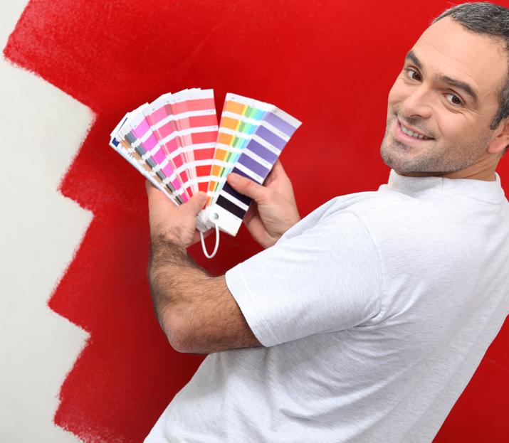 Farben, Lacke und Lasuren von Ihrem bauSpezi in Sehnde